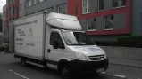 Moving services in Prague, Czech Republic and even abroad
